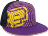 Eclipse - Cap - Spiro Cap - Purple/Yellow