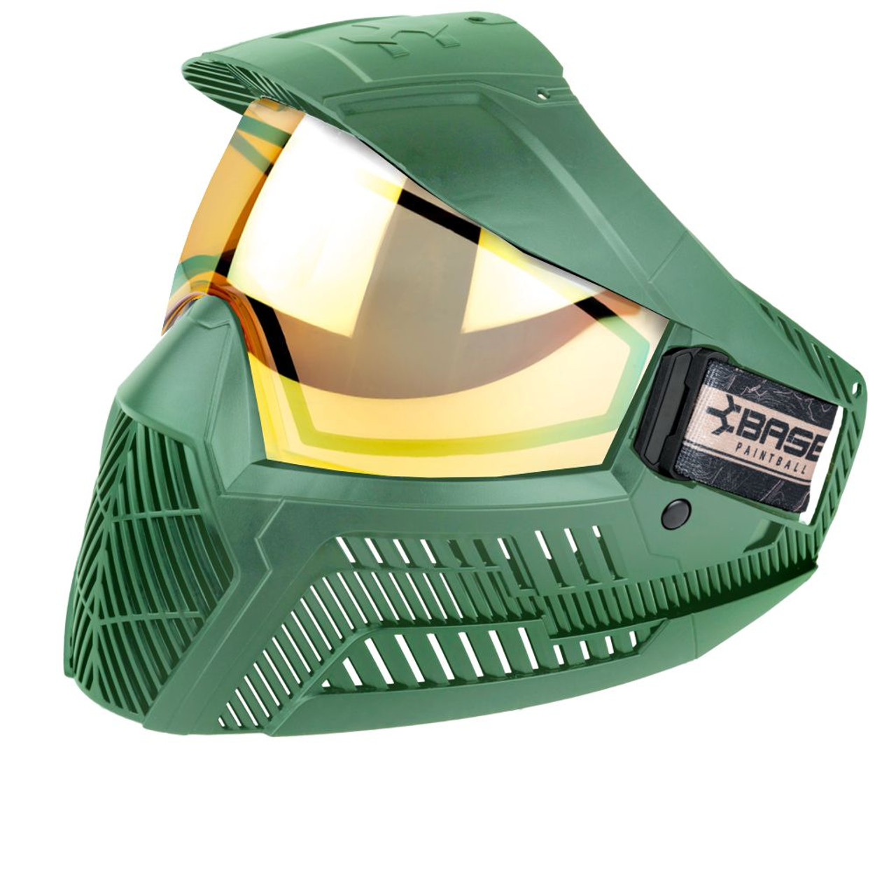 Base - GS-O Goggle - Thermal Gold - Master Chief