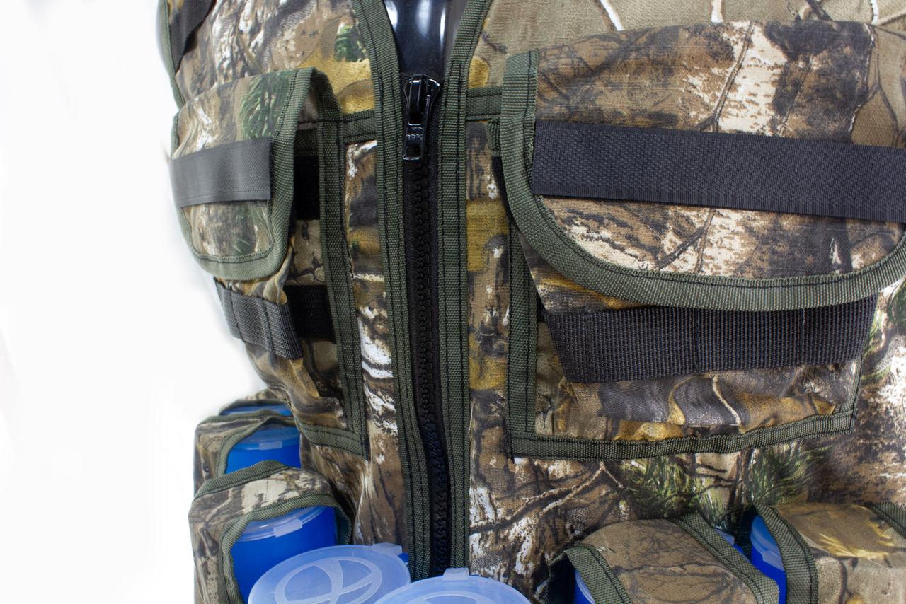 Paintballshop - TAC86 Assault Vest - Oak