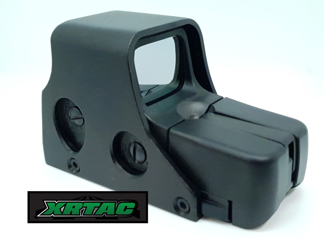 XRTAC - HD551 Holographic Sight - Red / Green - 1x