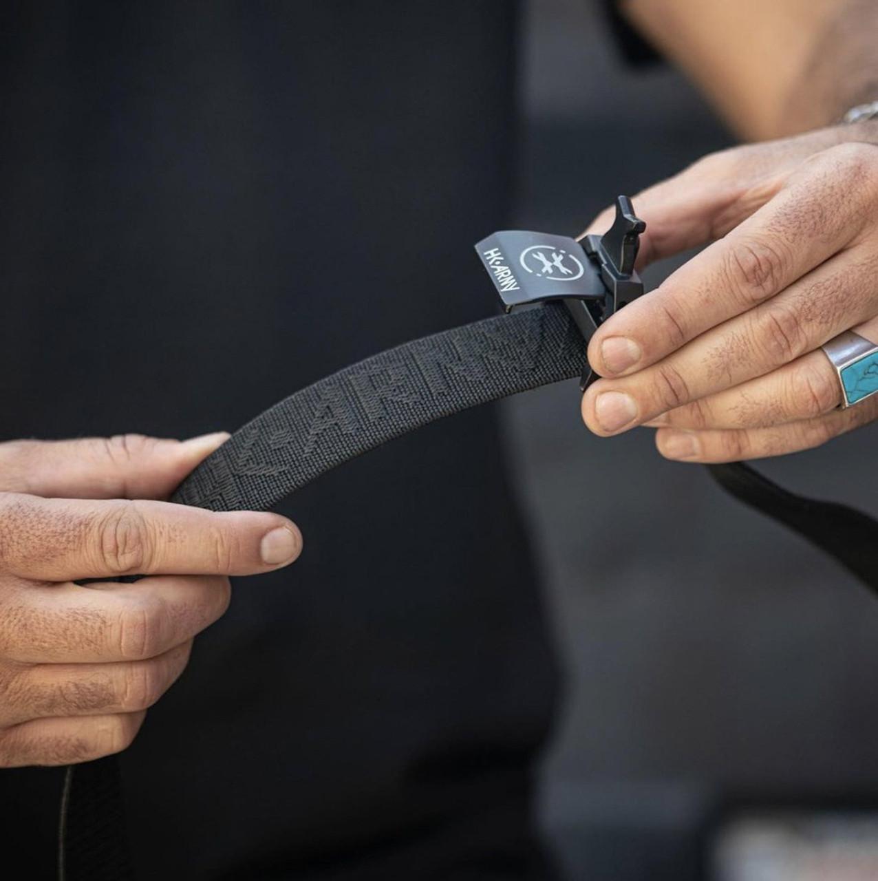 HK - Quick Clip Belt - Black