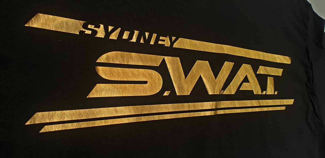 Sydney S.W.A.T. - 30th Anniversary Team Shirt