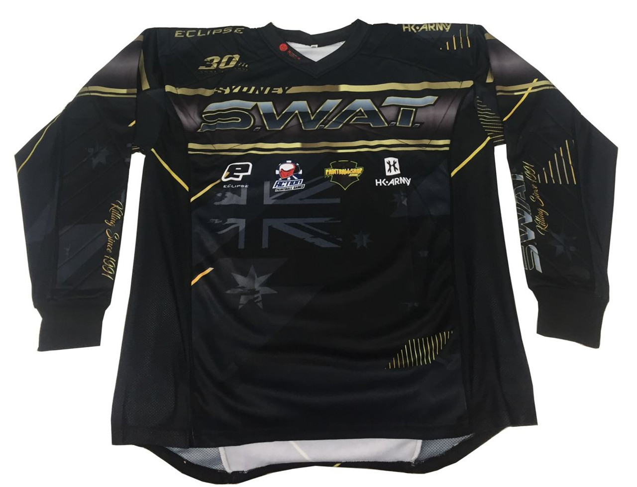 Sydney SWAT - 2021 Official Jersey - HOME