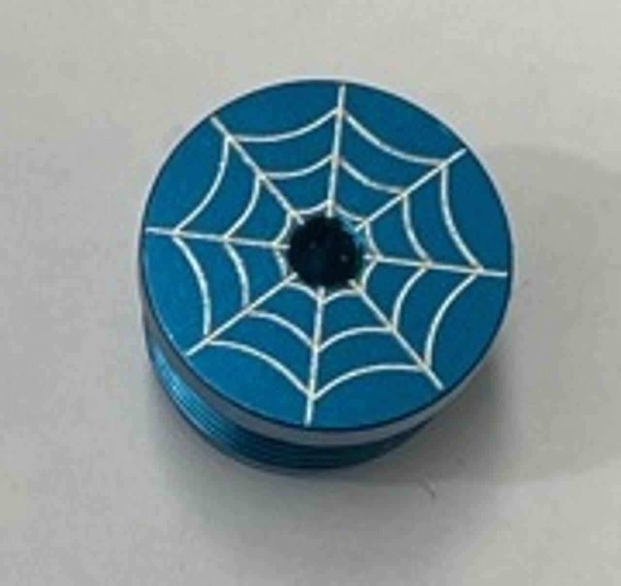 New Designz - Impulse - Hammer Cap - Web - Blue