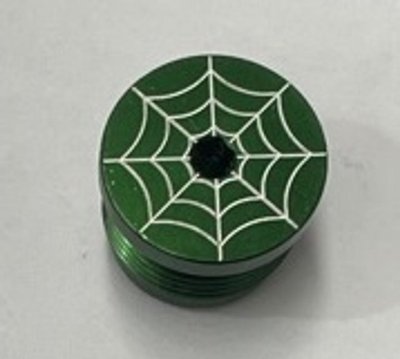 New Designz - Impulse - Hammer Cap - Web - Green