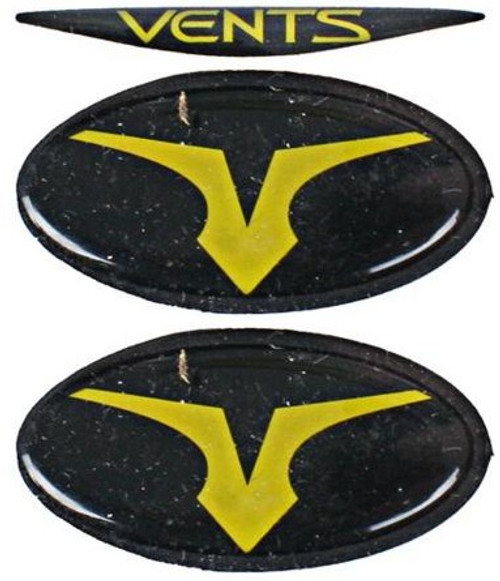 Empire - E-Vent - Logo Retainer Set - Yellow.