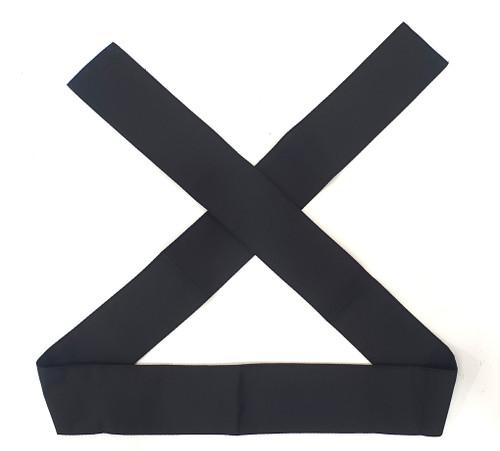 Paintballshop - Headband - Swift Ultra Light Black.