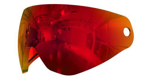 HK - KLR Thermal Lens - Scorch Red