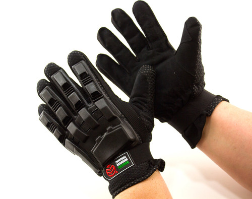 Paintball Assassin - Tactical Glove - Black