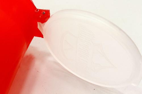 Paintballshop - 140 Round Slick Pods - Red