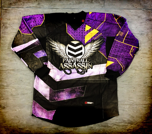 Paintball Assassin Dynamic Jersey - Evangelion
