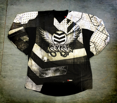 Paintball Assassin Dynamic Jersey - Avalanche