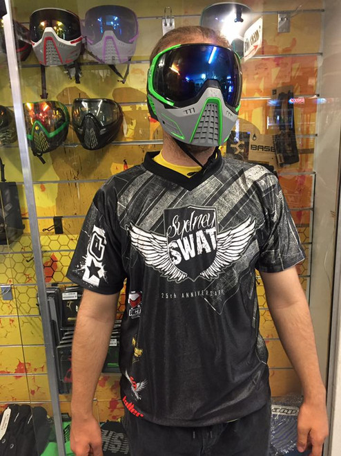 Paintball Assassin DryFit Jersey - SWAT