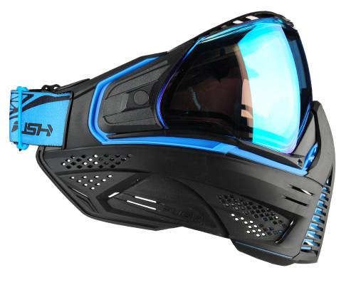 Push - Unite Goggle - Black/Blue