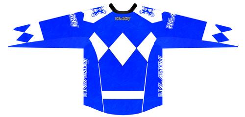 HK - Halloween Jersey - HK Rangers - Blue