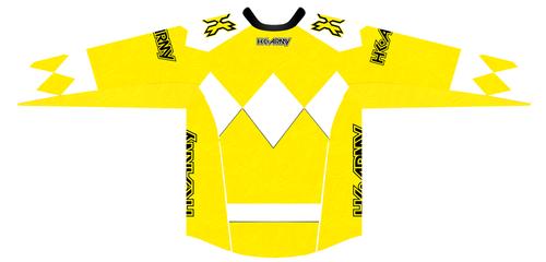 HK - Halloween Jersey - HK Rangers - Yellow