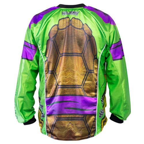 HK - Halloween Jersey - HSTL Turtles - Purple