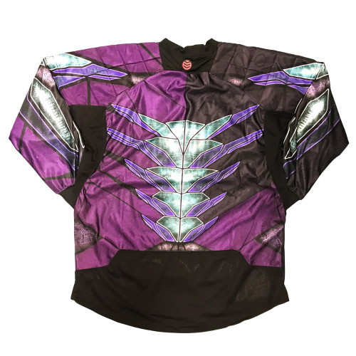 Paintball Assassin - Protocol Jersey - Purple Toxicity
