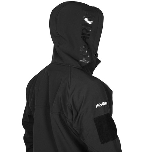 HK - Stealth Softshell Jacket w/Patches