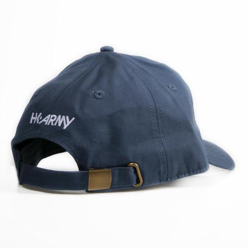 HK - Dad Hat - Dynasty - Denim Blue