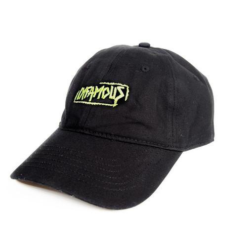 HK - Dad Hat - Infamous - Black