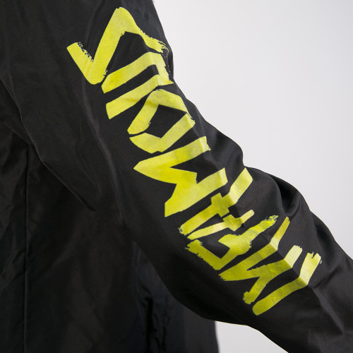 HK - Slash Zip Up Windbreaker - Infamous