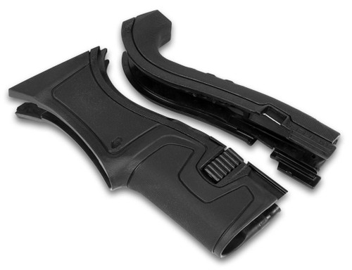 Eclipse - CS2 - Rear Grip Kit - Black