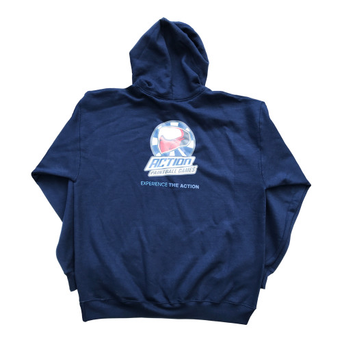Action Paintball Games - Action Hoodie