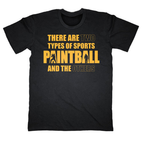 Paintballshop.com - Tshirt - Paintball & the Others