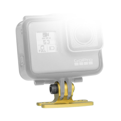 HK - Goggle Camera Mount - Gold