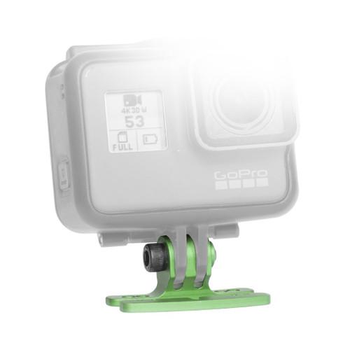 HK - Goggle Camera Mount - Neon Green