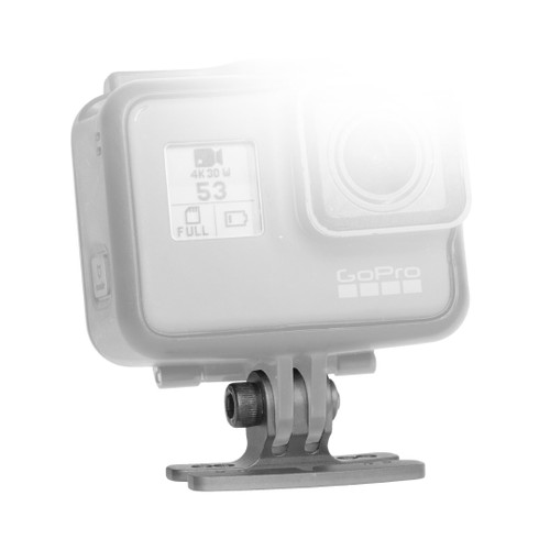 HK - Goggle Camera Mount - Pewter