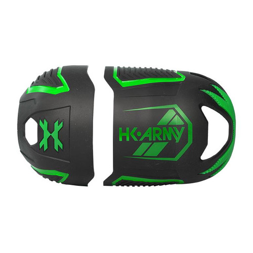HK - Vice FC Tank Cover - Black/Neon Green