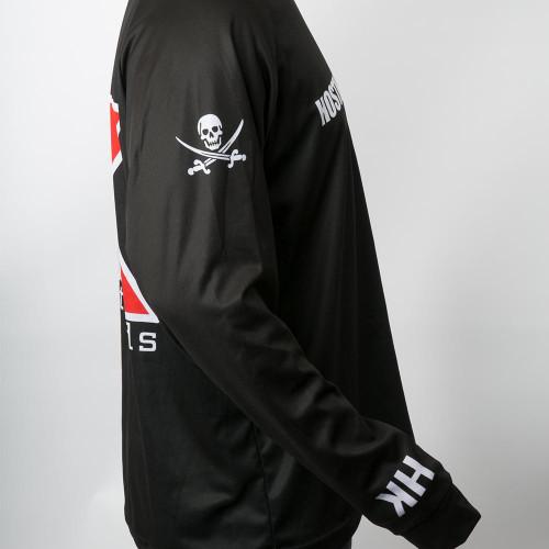 HK - OG Longsleeve - Black/Red/White