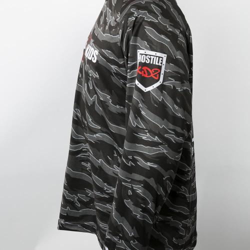 HK - OG Longsleeve Dryfit - Tiger Urban