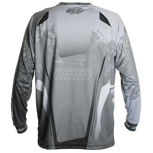 HK - Retro Liquid Jersey - Slate Grey