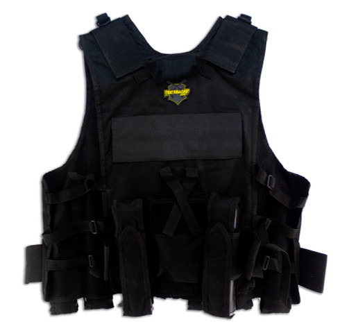 Paintballshop - TAC86 Assault Vest - Black