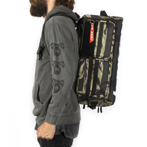 HK - Expand Backpack Gearbag - Tiger Woodland