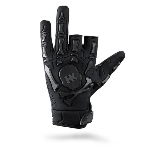 HK - Bones Glove - Black/Black