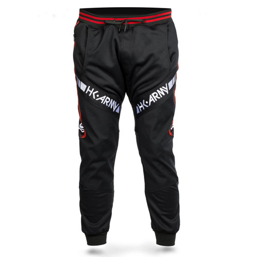 HK - TRK Jogger Pants - Skulls Red