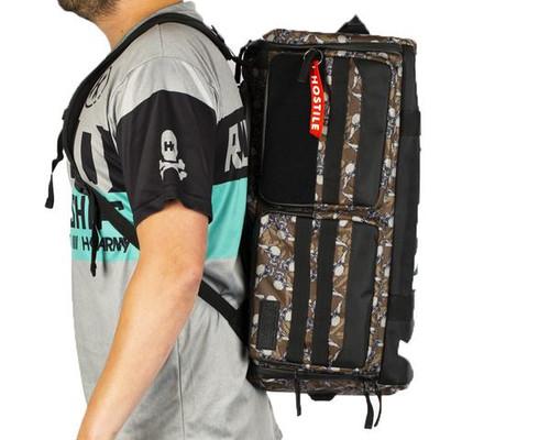 HK - Expand Backpack Gearbag - Hostilewear Brown