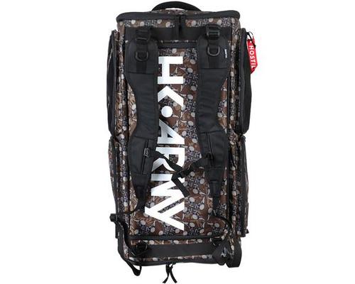 HK - Expand Roller Gearbag - Hostilewear Brown