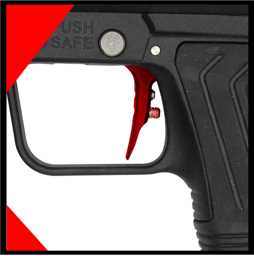 Inception Designs - Emek Fang Trigger - Red