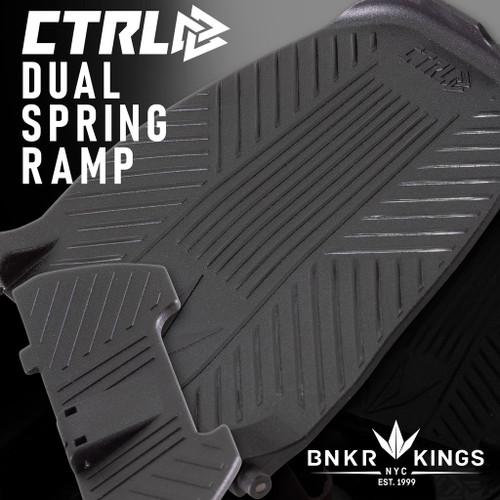 Bunkerkings - CTRL Dual Spring Ramp Kit