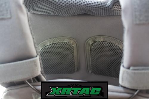 XRT - TACNVT473-3 Plate Carrier - Urban Grey
