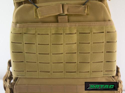 XRT - TACNVT473-3 Plate Carrier - Desert Tan