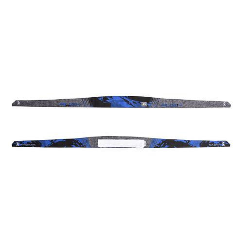 Push - Headband - Blue Camo