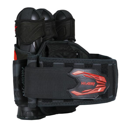 HK - Zero G 2.0 Harness 3+2 - Black/Red