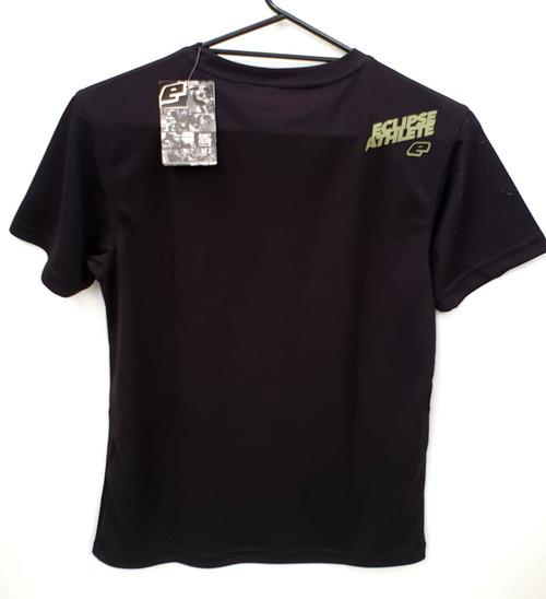 Eclipse - Athelete Tshirt - Black