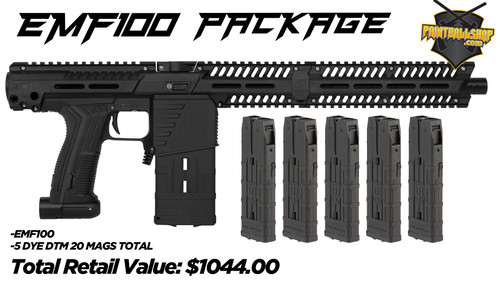 Eclipse - EMF100 Package - 5 Mags